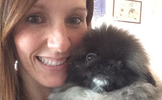 Isabel Romero veterinaria propietaria de centro veterinario animalcare
